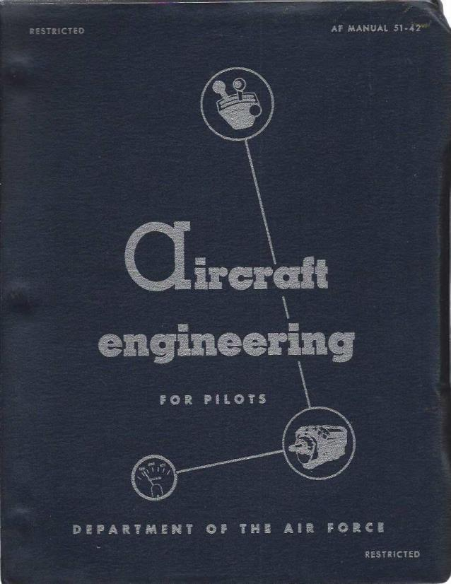 Image for AIRCRAFT ENGINEERING FOR PILOTS Aj Manual 51-42