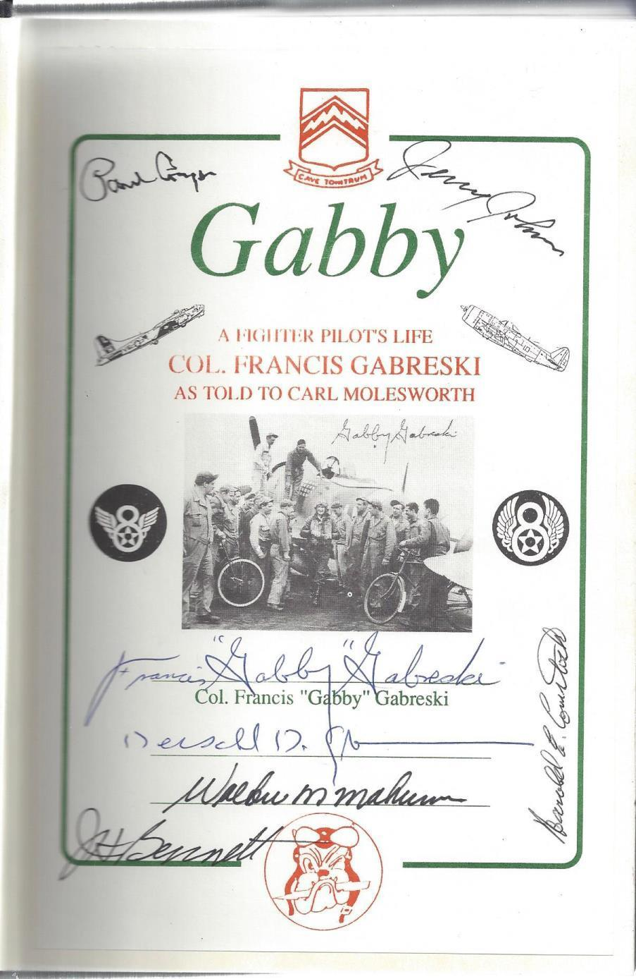 Image for Gabby: A Fighter Pilot's Life