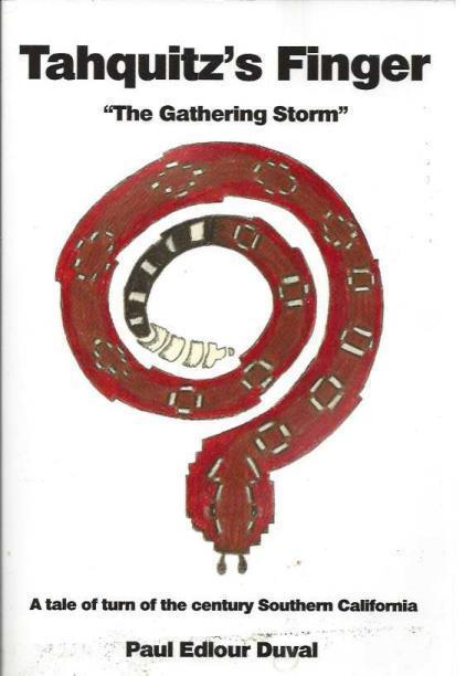 Image for Tahquitz's Finger the Gathering Storm