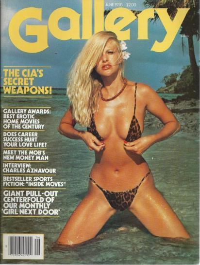Image for GALLERY MAGAZINE-------JUNE 1978 ISSUE