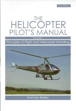 Image for Helicopter Pilot's Manual: Principles of Flight and Helicopter Handling