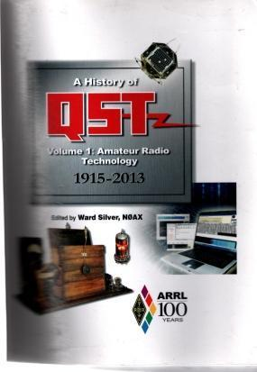 Image for A History of QST - Volume 1: Technology 1915-2013