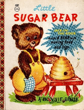 Image for Little Sugar Bear Jack-in-the-book (A Bonnie Book, 428225)