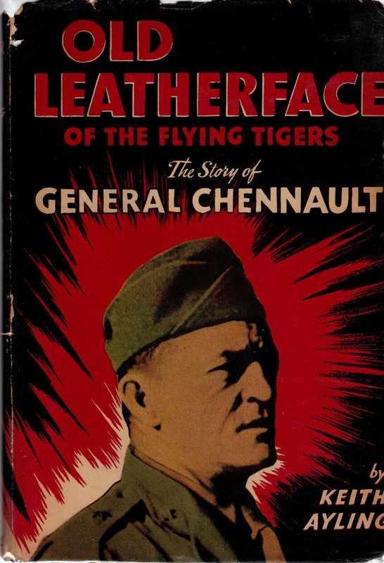 Image for Old Leatherface of the Flying Tigers: