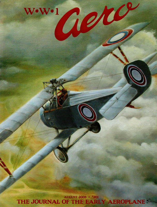 Image for WW1 Aero, August, 2008 #201