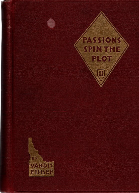 Image for Passions Spin The Plot