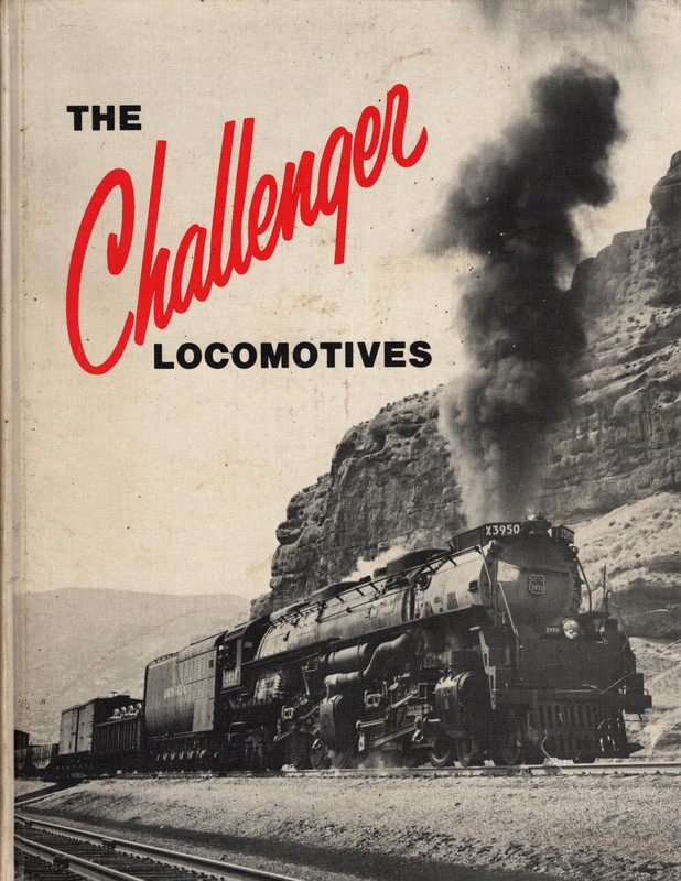 Image for The Challenger Locomotives