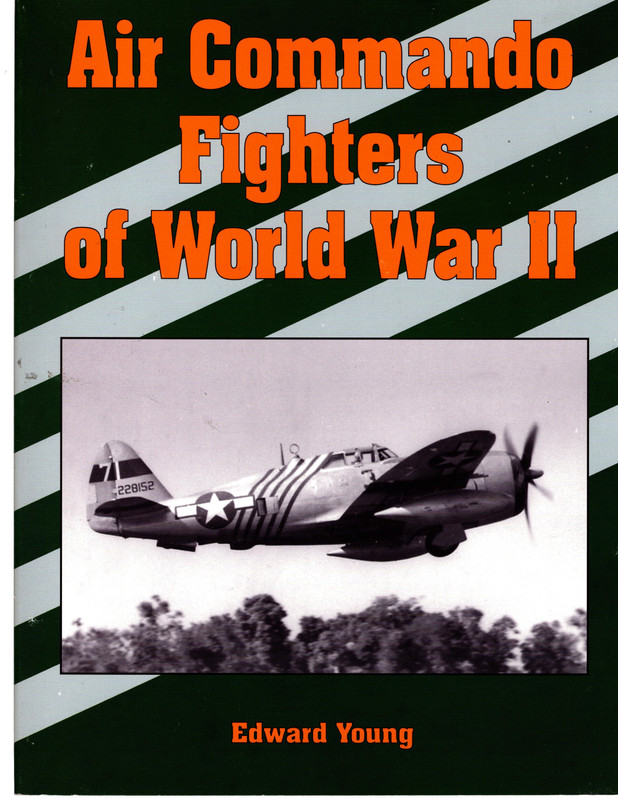 Image for Air Commando Fighters of World War II